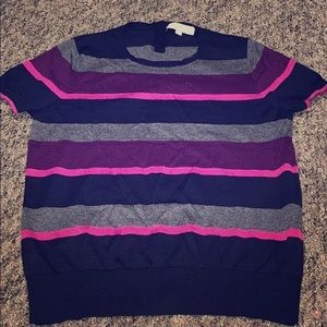 Short Sleeve LOFT Sweater in Like New Condition